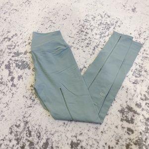 Alo Yoga High Waist Dash Legging - Moss Green